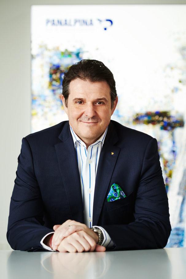 peoplefotografie fotografie people business portrait CEO panalpina company