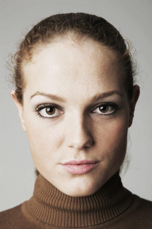 portrait people menschen cool headshot woman