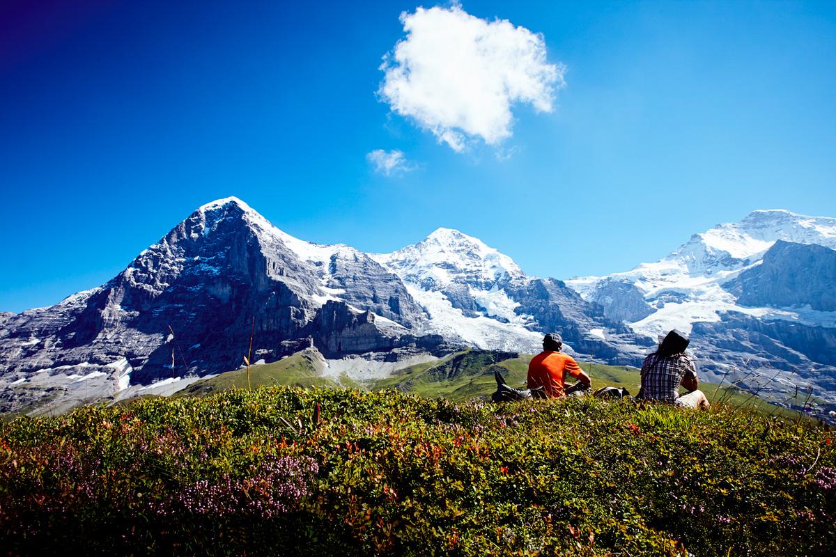 Eiger Mönch Jungfrau Hotelfotografie Resort Tourismus Fotograf Freiburg Andreas Gerhardt